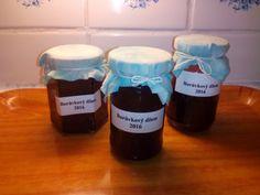 Domácí borůvkový džem Muesli, Preserves, Pickles, Smoothies, Author, Smoothie, Preserve, Granola, Preserving Food