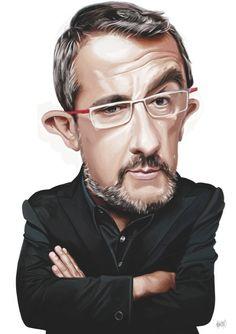 FijARTE: Pablo Rosendo caricaturas #caricatures