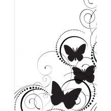 Darice® Embossing Folder - Butterfly Swirls - x inches, scrapbooking, card making, greeting cards, invitations and Scrapbook Paper, Scrapbooking, Folders, Factory Direct Crafts, Sewing Crafts, Diy Crafts, Unique Cards, Amazon Art, Embossing Folder