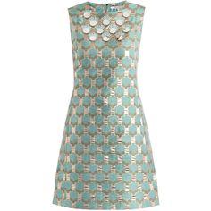 Diane Von Furstenberg Akoni Dress ($656) ❤ liked on Polyvore