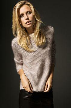 Pearled Sweater- Massimo Dutti