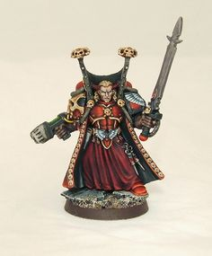 Blood Angels Chief Librarian Mephiston Lord Of Death