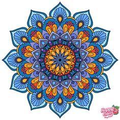 Mandala Artwork, Mandala Drawing, Mandala Painting, Mandela Art, Coloring Apps, Cross Stitch Art, Yoga Art, Doodle Patterns, Mandala Coloring