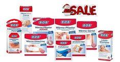 SOS Медицински изделия за здраве: Коледна и Новогодишна промоция за SOS Загряващи Пл...