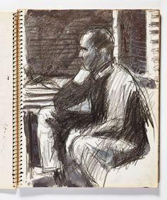 Richard Diebenkorn : The Sketchbooks - Yahoo Image Search Results