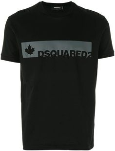You'll find a great selection of men's designer T-shirts at Farfetch. Search from over 2000 designers for all the latest in designer T-shirts for men Sleeve Designs, My T Shirt, Dsquared2, Black Cotton, Print Design, Teal, Mens Fashion, Eagle Art, Mens Tops