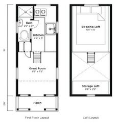 living large in 117 square feet tumbleweed tiny housetiny house companysquare feetfloor plans