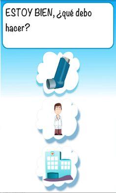 Aplicación infantil Kids Beating Asthma