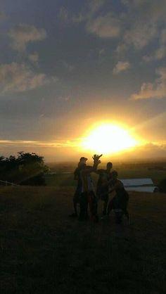 The Hummock-Bundaberg At sunset