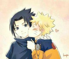 Sasunaru, Narusasu, Naruto Cute, Naruto Sasuke Sakura, Naruto Uzumaki, Anime Naruto, Fujoshi, Anime Love, Cute Boys