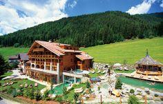 Lüsnerhof in Luson, Trentino - Alto Adige http://www.wanderhotels.com/italien/suedtirol/item/67-naturhotel-luesnerhof