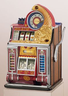 Vintage Slot Machine Buying Guide