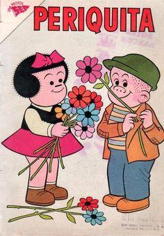 comic periquita - Buscar con Google Vintage Cartoons, Classic Cartoons, Vintage Comics, Vintage Posters, Comics Und Cartoons, Funny Cartoons, Disney Cartoon Characters, Disney Cartoons, Book Characters