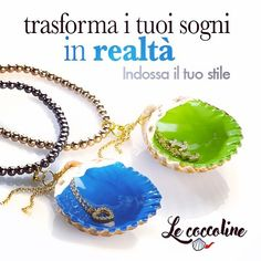 Il braccialetto elastico Trendy è pratico e raffinato...pensato per far brillare le giovani fashion addict! Per un'estate sempre in riva al mare!   Ordinalo qui: http://www.lecoccoline.it/shop.html 💎💎💎 spedizione gratuita in tutta Italia!