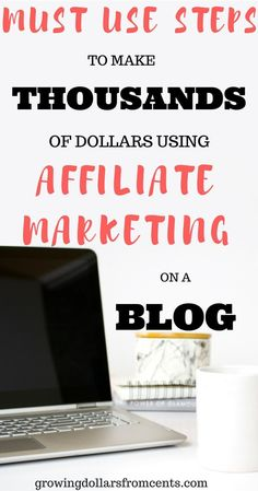 I already made my first affiliate sale using this guide. This is the easiest way to make money online with my blog. how to make money blogging as a stay at home mom | how to make money with affiliate links | affiliate marketing tips for beginners | affiliate programs