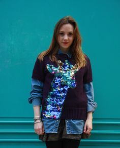 #streetstyle #fashion #style #outfit   Sophie Mhabille, janv. 2013