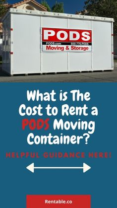 Real Estate Articles, Real Estate Information, Real Estate Tips, Pods Moving And Storage, Moving Containers, Mortgage Loan Originator, Home Selling Tips, Mortgage Tips, Home Buying Process