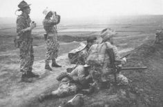 1er BEP - Delta du Tonkin en 1950. Guerre Indochine. Indochina war.