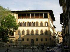 Palazzo Guadagni, Firenze. Where I studied Italian at the Eurocentro Italiano