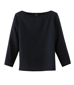 Cherbourg blouse - A.P.C. WOMEN