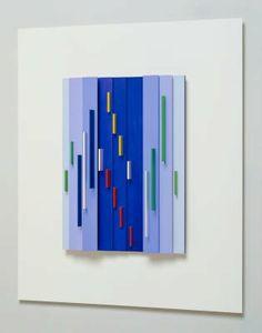 Work No. 59, Aix, Charles Biederman, 1952-1972