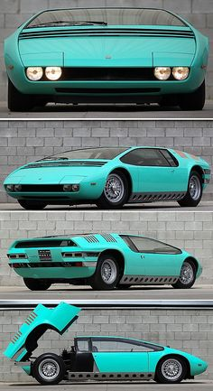 ✨  Bizzarrini Manta,1968