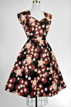 Heart of Haute Sakura Dress