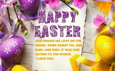 Poetry happy easter greeting ecard pictures with wishes sms happy easter wishes quotes pictures and greetings m4hsunfo