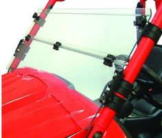 UTV Headquarters - Kawasaki Teryx 750 Half Folding Windshield