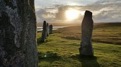 Calanais Standing Stones, Isle of Lewis Sept. 2017. Photo by Katie Maximick