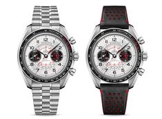 Omega - Speedmaster Chronoscope | Time and Watches | The watch blog Watch Blog, Omega Speedmaster, Sport Watches, Chronograph, Product Launch, Steel, Accessories, Steel Grades, Iron