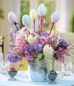 Pasqua: narcisi, gigli e tulipani per decorare casa
