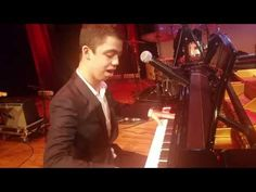 "Ethan Bortnick sings ""Memphis Rings"", inspired by T.H.E. - YouTube"