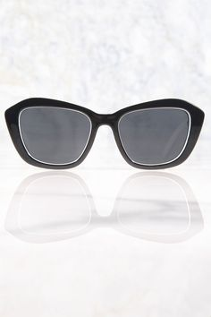 Le Specs Hollywood Blvd B+W Sunglasses