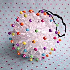 Katy Clouds: Christmas Ornament DIY