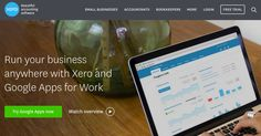 Xero, an accounting software provider, not integrates withGmail andGoogle Apps for Worksosmall businesses and their financial advisors can collaborate