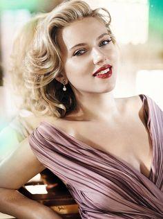 Scarlett, old Hollywood.