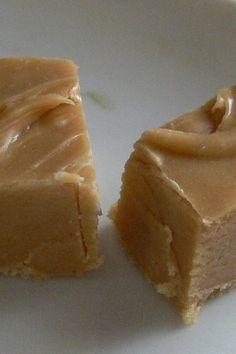 World's Best Peanut Fudge Recipe