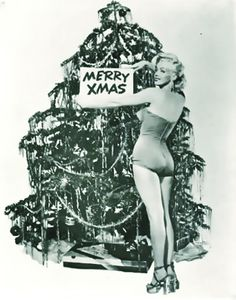 Marilyn Monroe - Merry Xmas