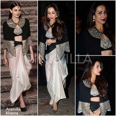 Yay or Nay : Malaika Arora Khan in Anamika Khanna | PINKVILLA