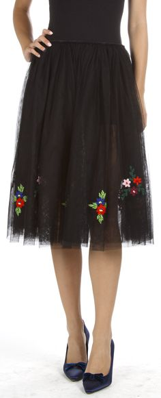 Comme Des Garcons Skirt @FollowShopHers