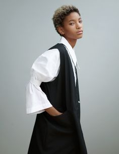 blackfashionstars: Willow Smith  I think she's a cute kid.  Just listened to a few of her new tracks....time will tell.  best wishes   http://www.thefader.com/2015/01/11/willow-smith-interdimensional-tesseract