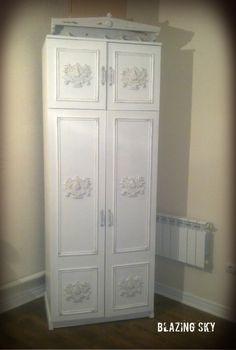 Переделка старого шкафа. Обсуждение на LiveInternet - Российский Сервис Онлайн-Дневников