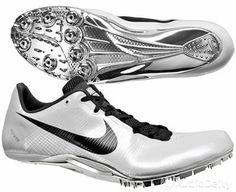 Nike Zoom JA Fly Mens Sprint Shoes ( NEW ) Track & Field Sprinting Spikes White  http://www.gearhouseclearance.com/servlet/the-Shoes-%26-Cleats-cln-Track-%26-Field-Spikes/Categories