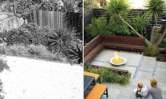 In not-so-big spaces, every detail counts. Get inspired by these creative small-yard makeovers.