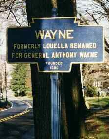 Samantha Arcieri talks about the history of #Wayne, home to one of #Bravo's offices.