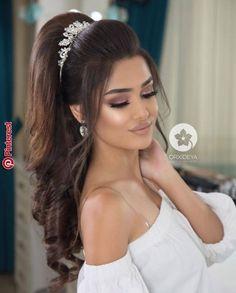 Frisuren - - hair styles for wedding wedding hair styles hairstyles wedding guest hairstyles wedding hairstyles hairstyle Bride Hairstyles, Easy Hairstyles, Hairstyles For Long Hair Wedding, Hairstyles For Weddings, Tree Braids Hairstyles, Bridal Hairstyle Indian Wedding, Evening Hairstyles, Indian Wedding Hairstyles, Summer Hairstyles