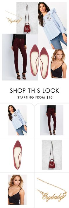 """""""trunk show with Claribel"""" by lolita061 on Polyvore featuring Refuge, Charlotte Russe, Forever 21 and Hot Topic"""
