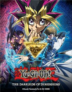 Yu-Gi-Oh! The Dark Side Of Dimensions Puzzle