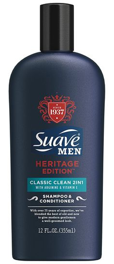 Suave Men 2 in 1 Shampoo and Conditioner, Classic Clean 12 oz *** Insider's special review you can't miss. Read more  : Hair Care Shampoo Plus Conditioner